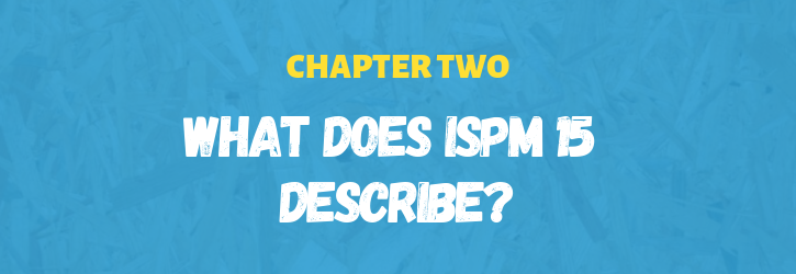 What does ISPM 15 describe