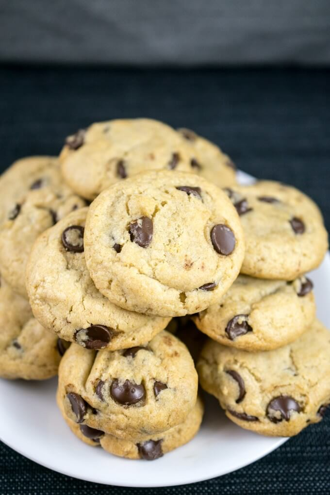 30 Vegan Cookie Recipes with NO Margarine